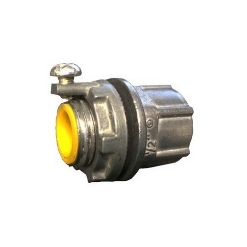 Morris 14817 Rigid Water Tight Hubs with Bonding Screw - Zinc Die Cast 3