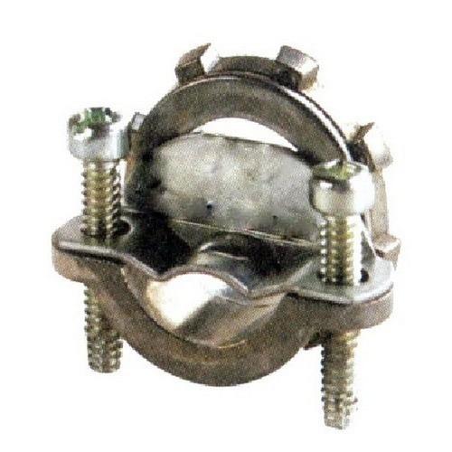 Morris 15333 Non-Watertight NM Round Connectors - Zinc Die Cast - 1-1/4