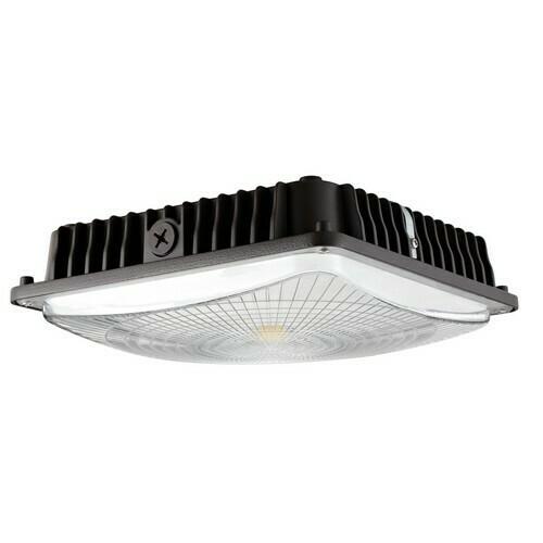 Morris 71606B LED UltraThin Canopy Light Gen 2 70 Watts 4000K Bronze