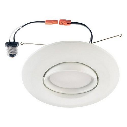 Morris 72623 LED Gimbal Recessed Lighting Retrofit Kit 5