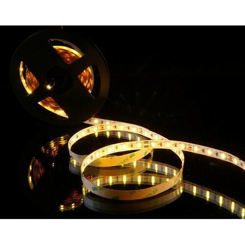 Morris 75000 LED Flex Lighting 12V ECO Flex-Strip IP20 121 Lumens/Foot 2700K