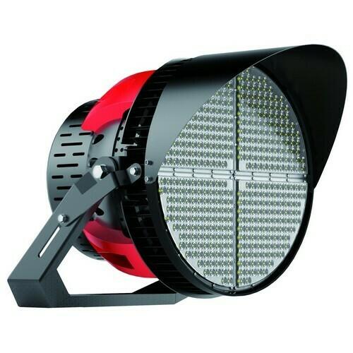 Morris 77008 HOT SHOT Sports Light - 750W 88,412 Lumens 15 Beam Angle 120-277V 5000K